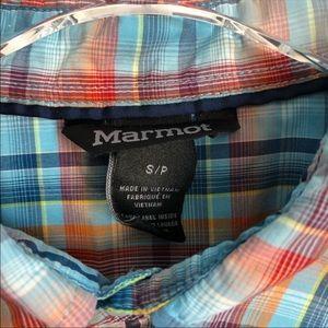 Marmot Shirts - Marmot Men's Short Sleeve Buttondown Shirt Small